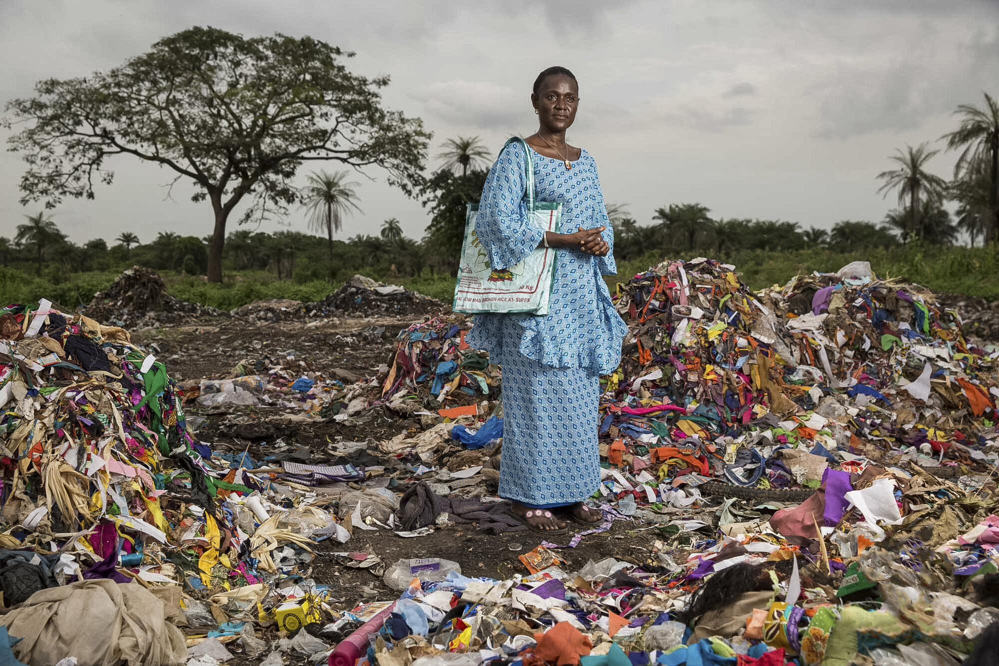 Isatou Ceesay - The Queen of Waste Plastic