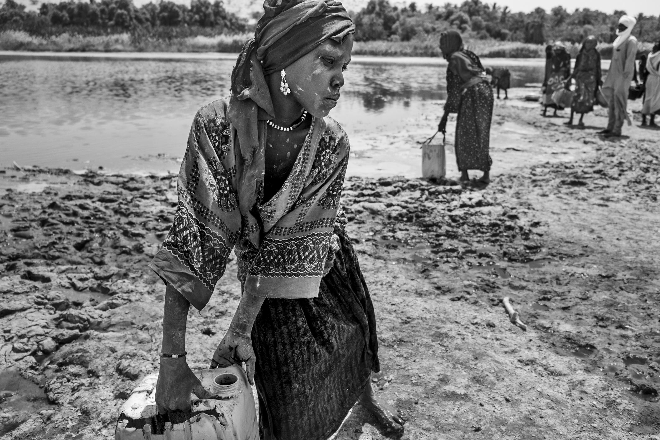 ©Ferhat Bouda / Agence VU' pour Action contre la Faim