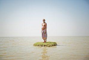 Daesung Lee – série « Sur le rivage d'une île qui disparaît »